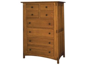 McCoy Eight Drawer Chest