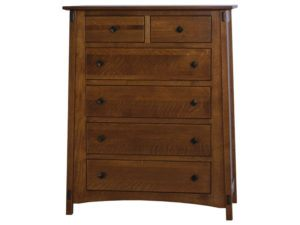 McCoy Six Drawer Chest