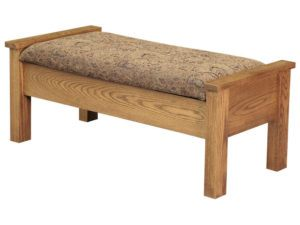 Simple Bed Seat