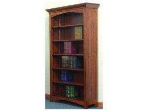 Oakwood Style Bookcase