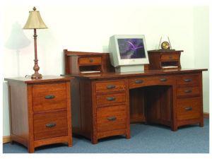 Oakwood Style Desk