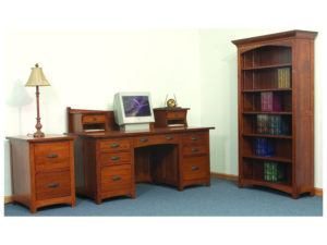 Oakwood Style Office Set
