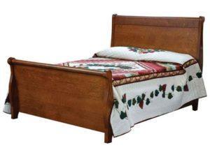 Pierre Sleigh Bed