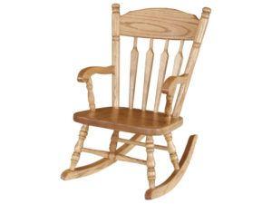 Plain Child Rocking Chair