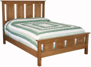 Remington Tall Bed