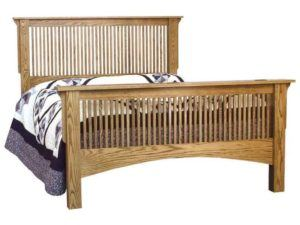 Ridgecrest Stick Mission Wood Bed