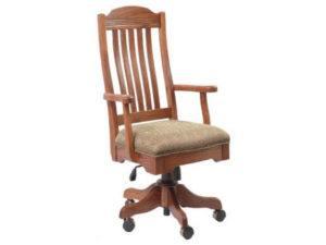 Royal Arm Desk Chair