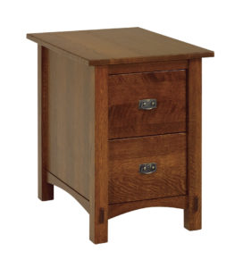 Shaker Hill Amish File Cabinet