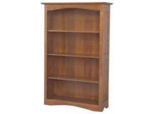 Shaker Hill Hardwood Bookcase