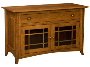 Shaker Hill Hardwood Small Credenza