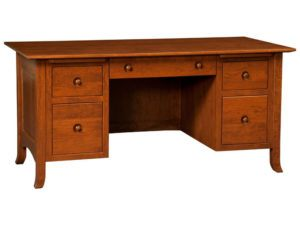 Shaker Hill Hardwood Small File Desk