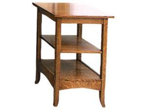 Shaker Hill Hardwood Printer Shelf