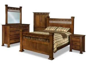 Sequoyah Bedroom Collection