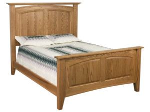 Brooklyn Shaker Wood Bed