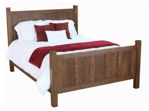 Shaker Wooden Bed