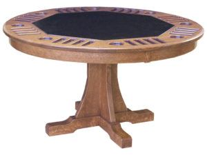 Mission Poker Table