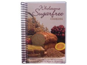 Wholesome Sugarfree Cooking Cookbook