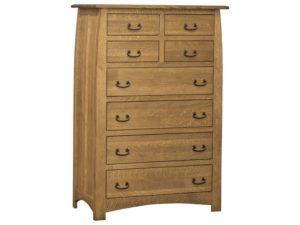 Superior Shaker Eight Drawer Chest
