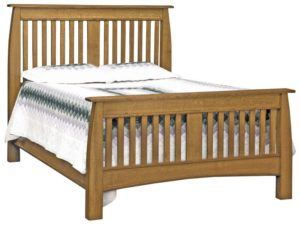 Superior Shaker Slat Bed