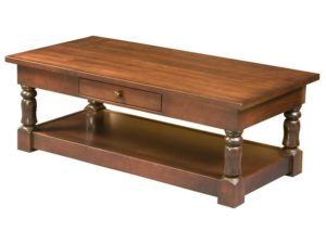 Sutter Collection Coffee Table