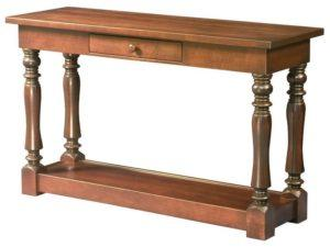 Sutter Collection Sofa Table