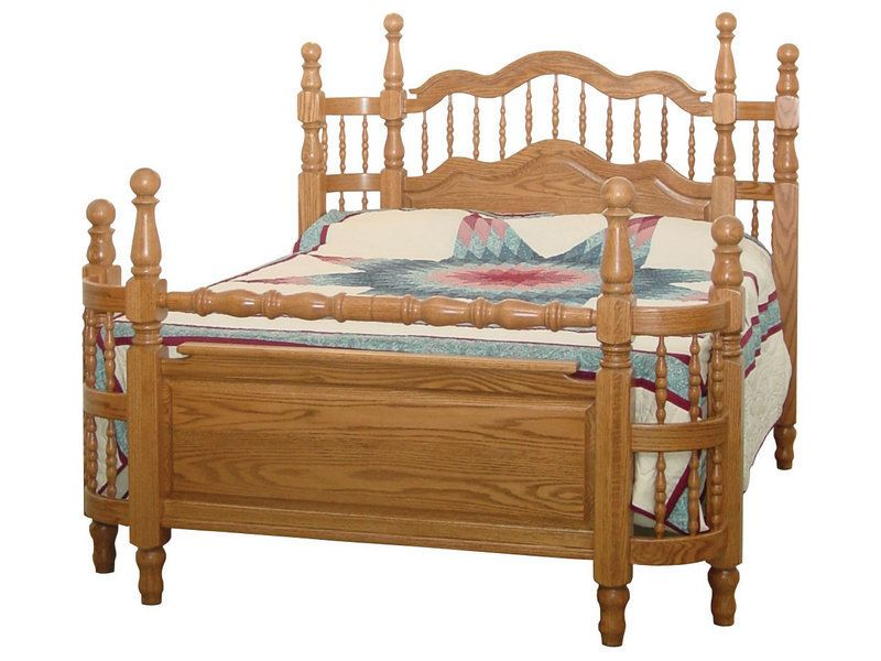 Tall Wrap Around Bed Tall Solid Wood Wrap Around Bed