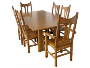 Trenta Hickory Dining Set