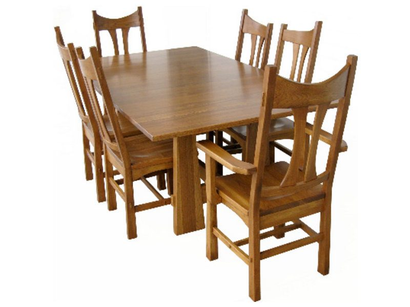 Trenta Hickory Dining Set Weaver Furniture Sales