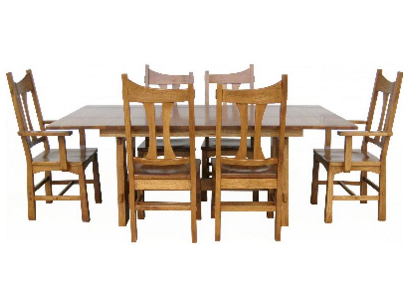 Trenta Hickory Dining Set Weaver Furniture Sales