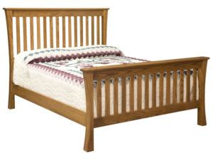 Trestle Bed