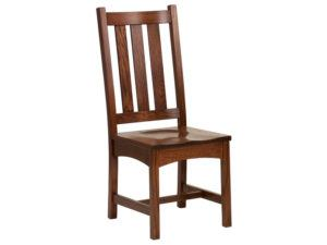 Vintage Mission Dining Chair