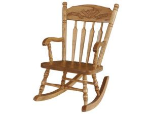 Wheat Child Rocker