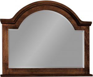 Adrianna Hardwood Dresser Mirror