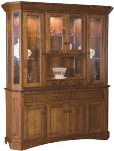 Albany Hardwood Hutch
