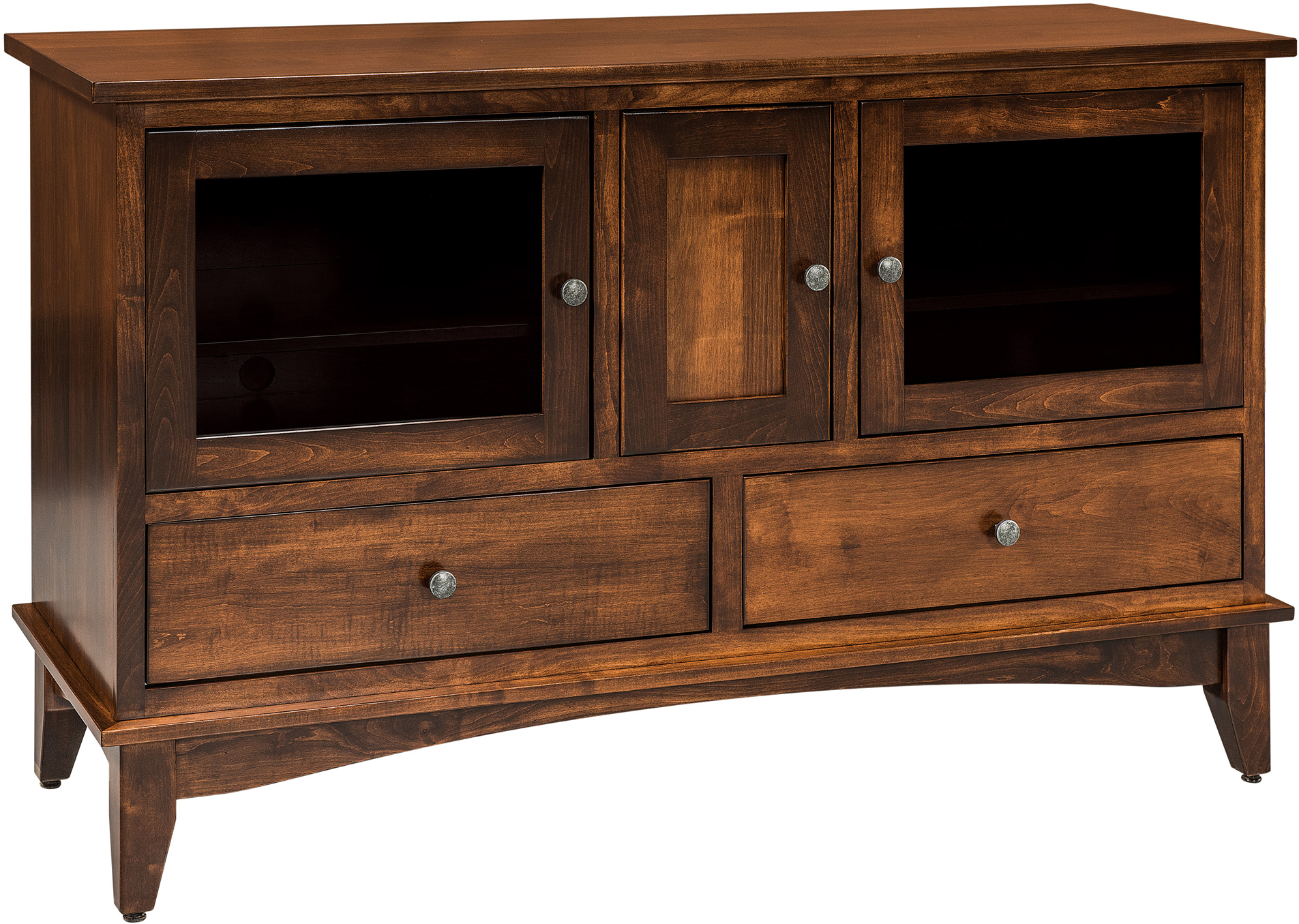 Amarillo Amish Tv Cabinet Custom Amarillo 60 Inch Tv Stand