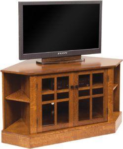 Artisan Corner TV Cabinet