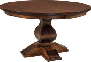 Barrington Single Pedestal Dining Table