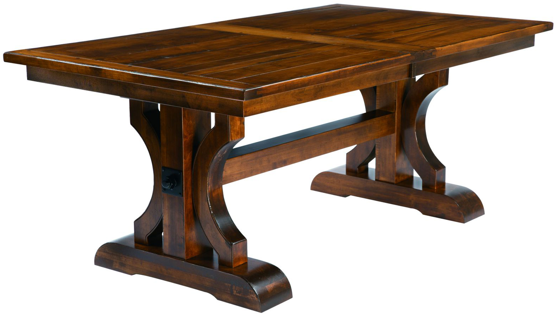 Barstow Table Custom Amish Barstow Dining Table