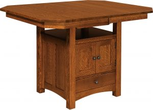 Bassett Cabinet Base Table