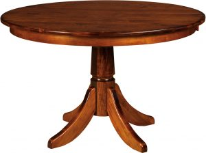 Baytown Single Pedestal Dining Table