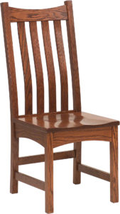 Solid Wood Bellingham Chair