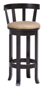 Short-Back Belmont Barstool