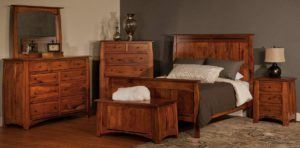 Boulder Creek Bedroom Collection