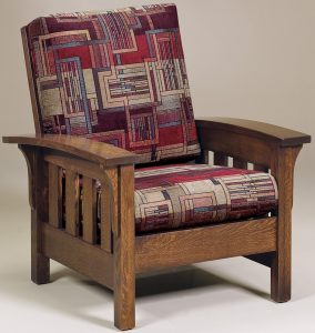 Corbel Bow Arm Chair