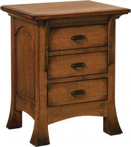 Breckenridge Hardwood Nightstand