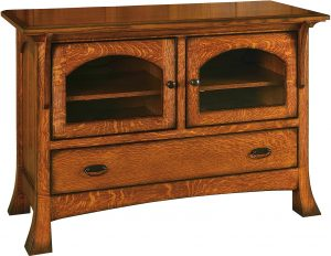 Breckenridge 2 Door TV Stand