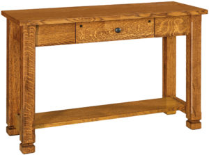 Brockport Hardwood Sofa Table