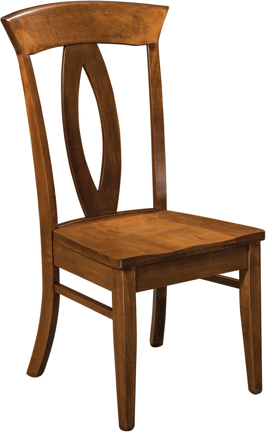 Chancellor Single Pedestal Dining Set Amish Chancellor Set