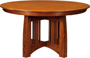 Brookville Round Dining Table