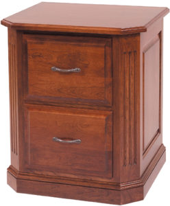 Buckingham Two Drawer File Cabinet